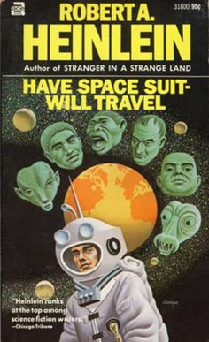 Ace Books - Have Spacesuit - Will Travel