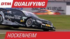 Christian Vietoris Goes off the Track - Qualifying (Race 1) - DTM Hockenheim 2015 // Christian Vietoris (Mercedes-Benz) goes off the track in the qualifying for race 1 at the DTM Hockenheim season opener.  Christian Vietoris (Mercedes-Benz) verliert die Kontrolle und hebt beim ersten Qualifying der Saison in Hockenheim ab.  http://www.youtube.com/DTM http://www.facebook.com/DTM http://www.twitter.com/DTM http://www.instagram.com/dtm_pics http://www.google.com/+DTM