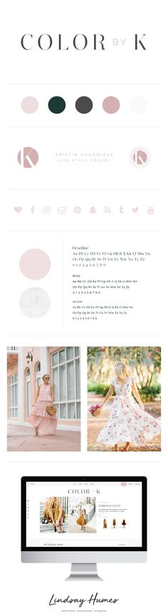 Color by K Blog Design by Lindsay Humes