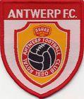 Antwerp FC 80's Football Badge Patch 8.2 x 7cm www.wovenbadge.com