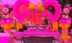 A nice Minnie Mouse balloon arch with ears and 2 columns that we did at recent kids birthday party. Balloon Arrangements & Balloon Decorations for All Types of Events and Parties. Balloon Delivery Toronto and Surrounding Areas. Balloon Arrangements, Balloon Decorations, Minnie Mouse Balloons, Balloon Delivery, Birthday Cake, Birthday Parties, Balloon Arch, Columns, Ears