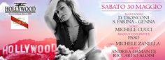 Ven 29   Sab 30 >> HOLLYWOOD Dance Club >> Venerdì FRIDAY MUSIC thanks to #OVERME #BLACKOUT >> Sabato Resident Dj Main Room Tronconi, Farina & Genna >> Absolut elyx privè Paso Dj >>  Lista ITALY  aperta in cassa fino alle 1.30 per la riduzione >> Info-Navette-Tavoli: 346.2255026 #StaffRosso #ItalyPresente #Hollywood  https://www.facebook.com/events/1421753364786339/