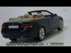 BMW 335i E93 【 1/18 scale ✦ Full lighting 】 - YouTube