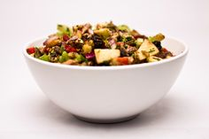 Raw Superfood Stuffing, #recipes, #superfoods, www.goodfoodstoeat.org