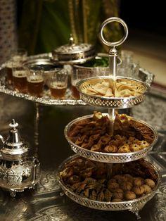 """""""Patisseries orientales"""" © DR - Oriental pastries"""