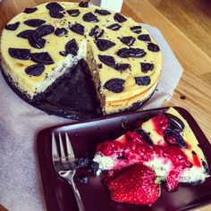 fotó 4 Oreo Cheesecake Recept, Deserts, Sweets, Yummy Yummy, Recipes, Gummi Candy, Candy, Recipies, Postres