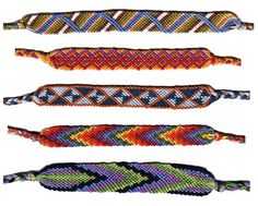 Friendship Bracelet Pattern Instructions   Friendship Bracelet Patterns8