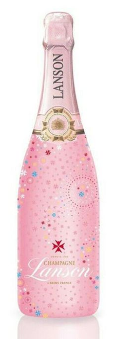 Love the pink decorative champagne bottle, but is it good champagne. Baby can't have any, but we may need rose champagne or champagne with pink berries or guava mimosas for the party!