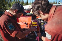 Fixing a mark 3 wildfire pump