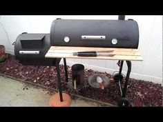 How to Modify a Cheap BBQ Smoker for Better Tasting Meats