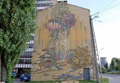 STREET ART UTOPIA » We declare the world as our canvasThe years with GALERIA URBAN FORMS - In Lodz, Poland » STREET ART UTOPIA