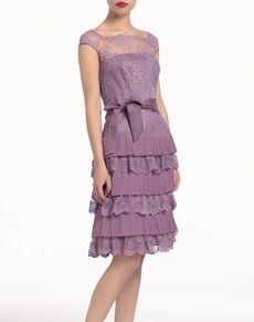 Vestido Amitie - Mujer - Vestidos - El Corte Inglés - Moda Moda Online, Lace Dresses, Formal Dresses, Party Dress, Couture, Don't Care, Womens Fashion, Cute Dresses, Stylish Dresses
