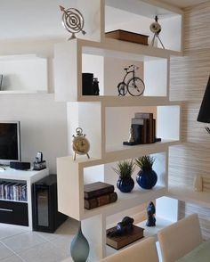 Linda separação de ambientes. #meuapedecor #inspiração #inspiration #decoração #decoration #apartment #apartamento #pinterest