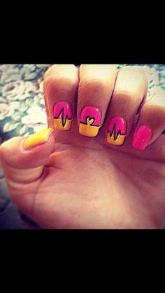 Le mie unghie ❤️