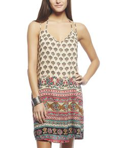 Gypsy Slip Dress | Wet Seal