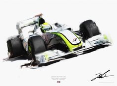 A Fairytale Champion Jenson Button - Brawn Mercedes 2009 An extremely limited edition digital painting I completed from scratch using a Wacom tablet Corel Painter & Adobe Photoshop. Depicting Jenson's championship winning machine which provided one of the greatest stories in recent Formula One history. Web: http://ift.tt/1FvWTDc Follow me on Instagram: http://ift.tt/1SAHYAe Facebook: Fireproof Creative Images are copyright all rights reserved. Do not use without my express permission.