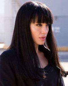 Angelina Jolie Black Hair Salt Angelina jolie wigs out