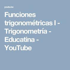 Tabla peridica elementos educaplus integracin de ciencias funciones trigonomtricas i trigonometra educatina youtube urtaz Image collections