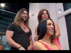 Dallas Cowboys Cheerleaders: Making the Team - Makeover Day - YouTube