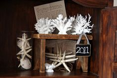 DIY, How to Make Faux Coral (inspired by Pottery Barn)