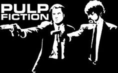 Pulp Fiction - with a link for The Top 25 Gangster Films of the Last 40 Years