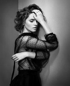Black and white | Emma Watson