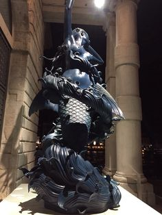 """""""Mermaid; Treasures from the Wreck of the Unbelivable"""" - Damien Hirst - Punta della Dogana (VE)"""