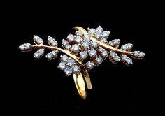 Fine Leaf Theme Inspired Ladies Ring in 18K Yellow Gold With Real Diamonds #SitaramHanumandas #Band