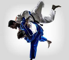 Lo hermoso del judo.