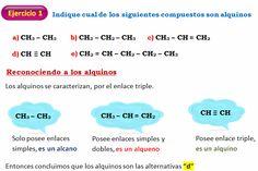 Resultado de imagen para alquinos ejemplos resueltos