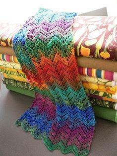 crochet scarf patterns-Knitting Gallery