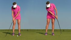 Golf Tip of the Day Easy Putting Keys with Brittany Lang.