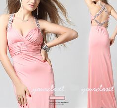 Sweat elegant prom dress / ball dress #pink #cute #ball #prom #dress #coniefox #2016prom