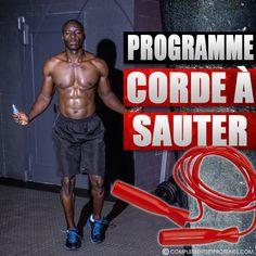 Programme corde à sauter - Blog Musculation