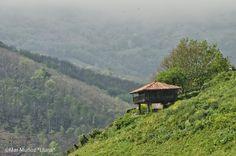 """Pel camín de Asturies"": Valle de Cuna (Mieres)"