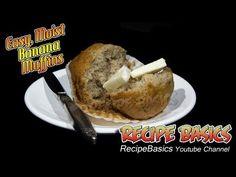 Banana Muffin Recipe | CelebrityChefs.TV Loves This
