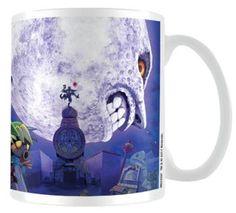 Majoras Mask Moon - Kop van The Legend Of Zelda
