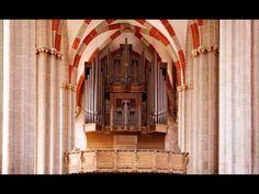 Blasius Kirche, Muhlhausen, where Bach was organist 1707 - This organ was built under Bach's specifications Sebastian Bach, Choir, Keyboard, Instruments, Youtube, Leipzig, Greek Chorus, Choirs, Youtubers