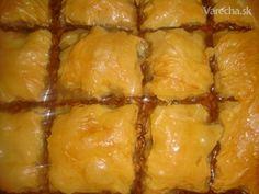 Baklava (fotorecept) - Recept