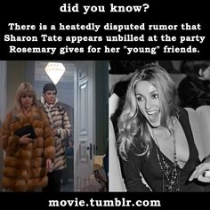 MOVIE: Movie News, Movie Facts, Movie Quotes, Rosemary's Baby (1968) facts |More movie facts