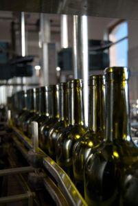 Bottling# during the process  CantinePatria# Solicchiata# Castiglione di Sicilia