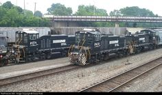 RailPictures.Net Photo: NS 2431 Norfolk Southern EMD MP15DC at Chattanooga, Tennessee by Darryl Rule