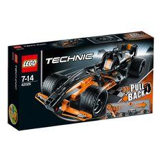 Lego Technic : Black Champion Racer (42026)  Manufacturer: LEGO Enarxis Code: 012426 #toys #lego #technic