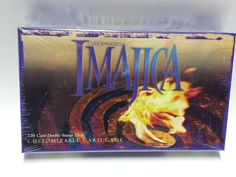 Clive Barkers Imajica Customizable Card Game Double Starter Deck NEW AND SEALED #HarperPrism