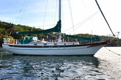 1984 Cabo Rico 38 Sail Boat For Sale - www.yachtworld.com