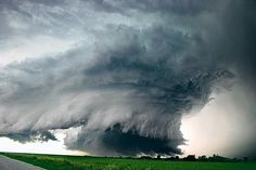 25 Photos of Supercell Thunderstorms | EgoTV