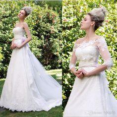 Cheap Jillian Wedding - Discount Arrival Sweetheart Spaghetti a Line Jillian Wedding Dresses Online with $154.98/Piece | DHgate