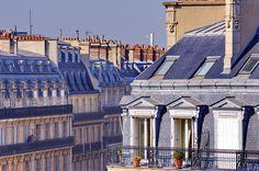 Toits Paris City, Paris Skyline, Multi Story Building, Louvre, France, Places, Travel, Life, Viajes