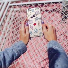 Capinha para celular Compartilhe Amor By Nah Cardoso