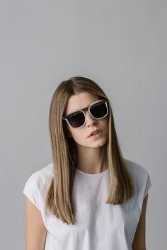 Veronika Wildgruber eyewear | Arthur_ mint/havana